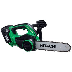 Hitachi CS36DL/LL Top Handle Chainsaw With 1 x 2.0Ah Li-ion Batteries