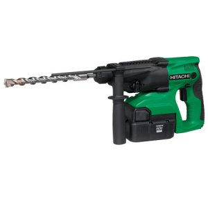 Hitachi DH24DVC/JK 24v SDS-Plus Hammer Drill