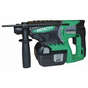 Hitachi DH25DAL/JQ 25.2v SDS-Plus Hammer Drill