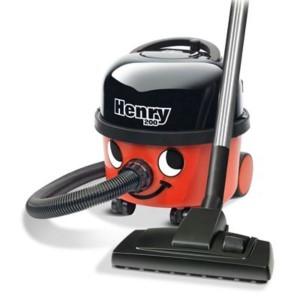 Numatic Henry HVR200 Vacuum With Tools