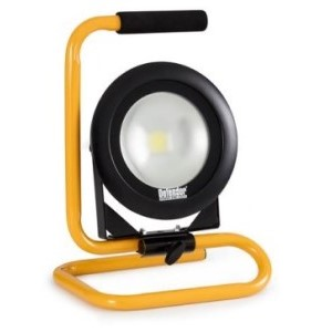LED Mini Floodlight On Stand