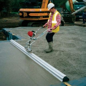 Light Weight Beam Screed