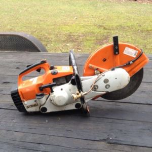 Reconditioned Stihl TS400 2-stroke Cut-off Saw