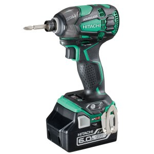 Hitachi WH18DBDL2-JX 18v Impact Driver - Body Only