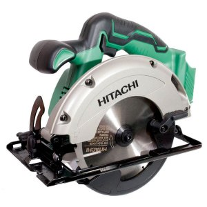 Hitachi C18DBGL/W4 18v Brushless Circular Saw - Body Only