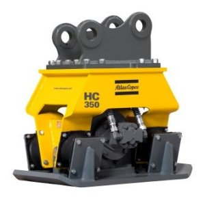 Compactor Plate to fit 3 - 8 Tonne Digger