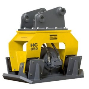 Compactor Plate to fit 9 - 20 Tonne Digger