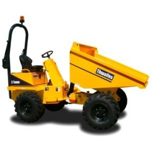 3 Tonne Forward Tip Dumper
