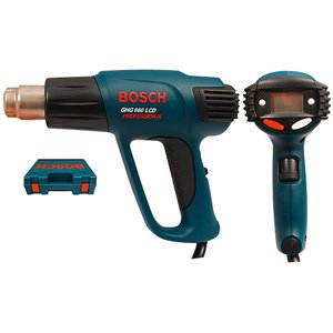 bosch ghg 660 lcd professional heat gun sales anchorage hire. Black Bedroom Furniture Sets. Home Design Ideas