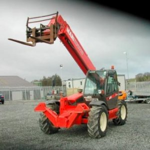12m Telescopic Handler