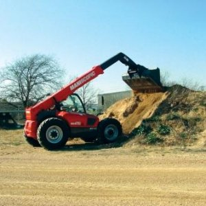 7m Telescopic Handler
