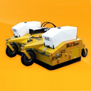 2m Wide Multisweep Collector