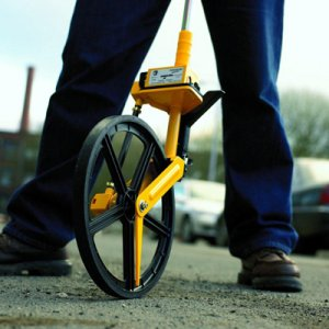 Road Measuring Wheel