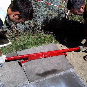 Paving Slab Lifter