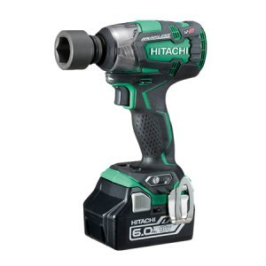 Hitachi WR18DBDL2/JX 18v Impact Wrench